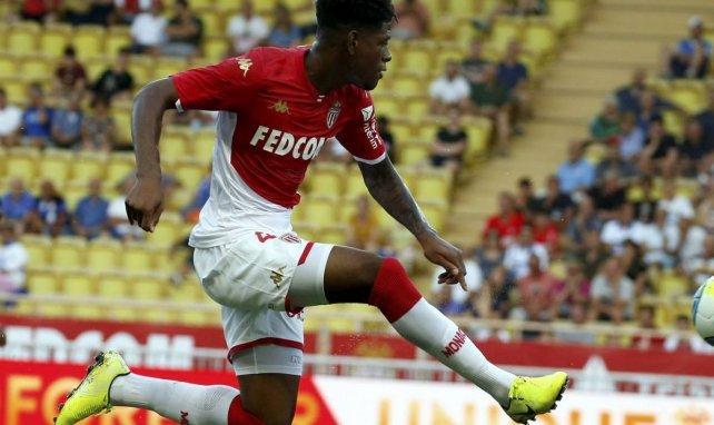 jonathan Panzo en action avec Monaco