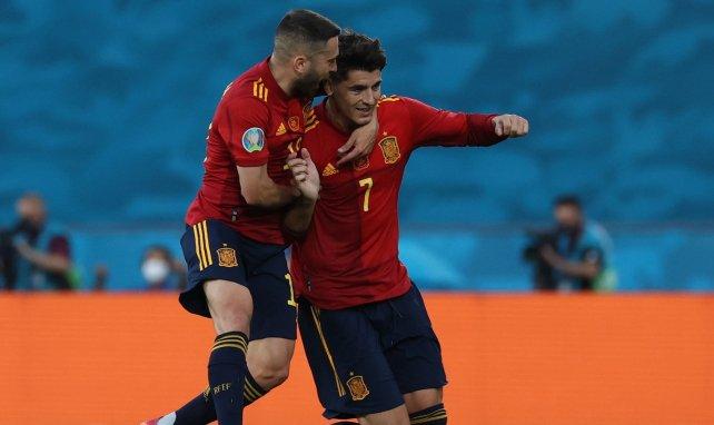 LIVE : l'Espagne devant la Pologne grâce à Alvaro Morata