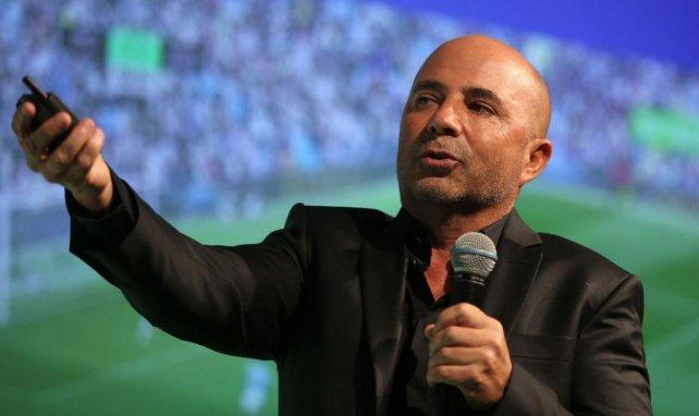 OM : Jorge Sampaoli s'est donné une mission