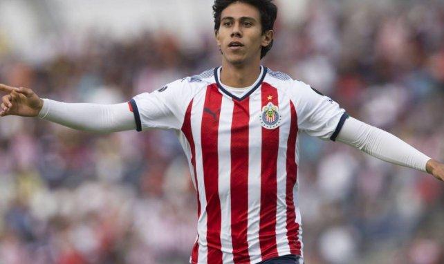 Chivas prêt à laisser partir José Macias en cas d'offre alléchante