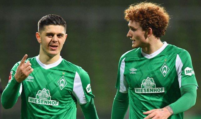 BL : le Werder Brême met fin à la belle série de l'Eintracht Francfort