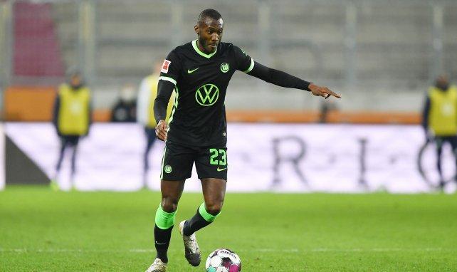 Joshua Guilavogui am Ball für den VfL Wolfsburg