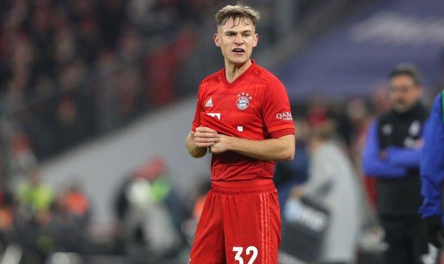 PSG-Bayern : Joshua Kimmich est sûr de se qualifier