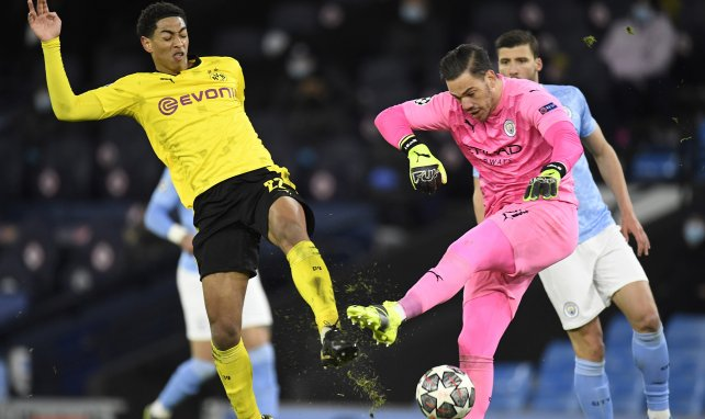 Borussia Dortmund : Pep Guardiola ironise sur l'âge de Jude Bellingham