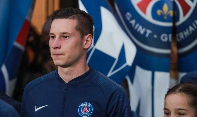 PSG : Thomas Tuchel regrette la blessure de Julian Draxler