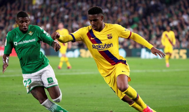 Le plan mis en place par le Barça pour Junior Firpo