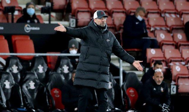 Liverpool : Jürgen Klopp en attend plus de ses joueurs