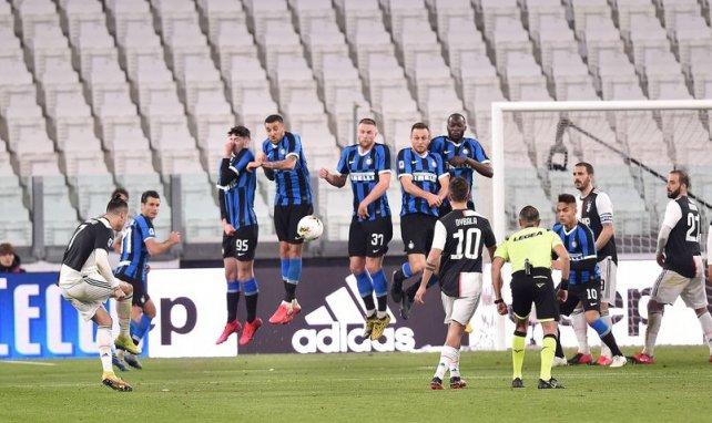 Das Derby d'italia endete 2:0 für Juve