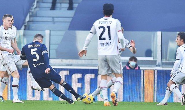Serie A : la Juventus se replace en disposant de Bologne
