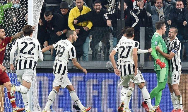 Serie A : la Juventus s'offre l'AS Roma grâce à Moise Kean