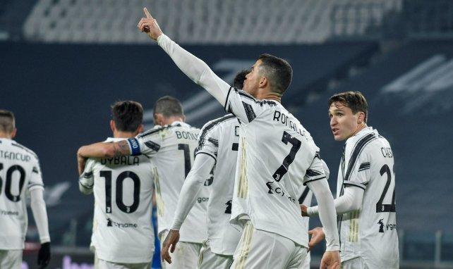 Cristiano Ronaldo a encore brillé avec la Juventus