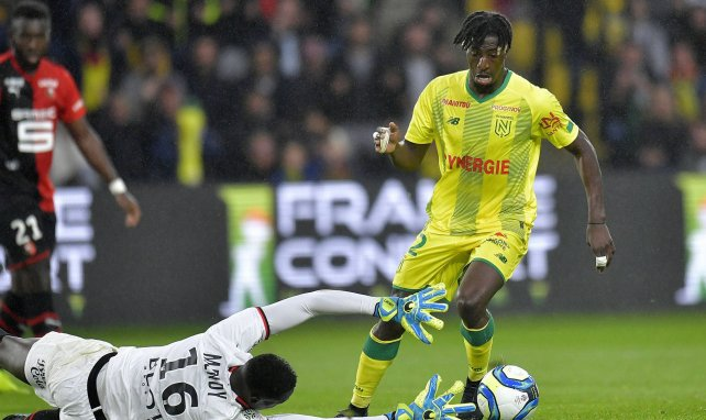 Kader Bamba prolonge de deux ans avec le FC Nantes