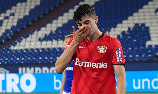 Bayer Leverkusen : la pépite Kai Havertz a pris une décision pour son avenir