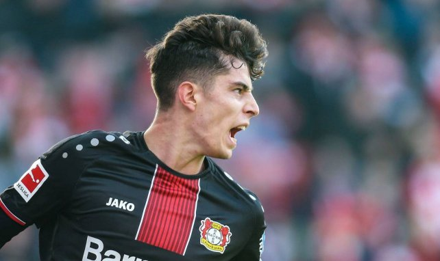 Kai Havertz, le crack de la Bundesliga qui affole la Premier League