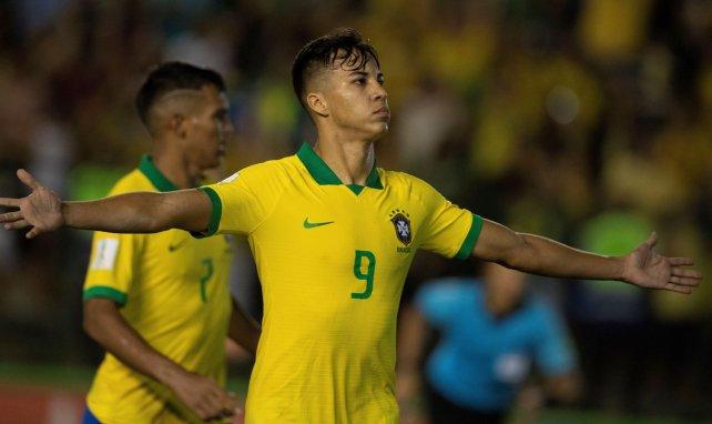 L'OM annoncé en pole position pour l'espoir brésilien Kaio Jorge
