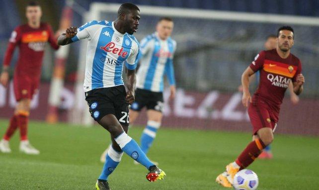 PSG : ça discute toujours pour Kalidou Koulibaly