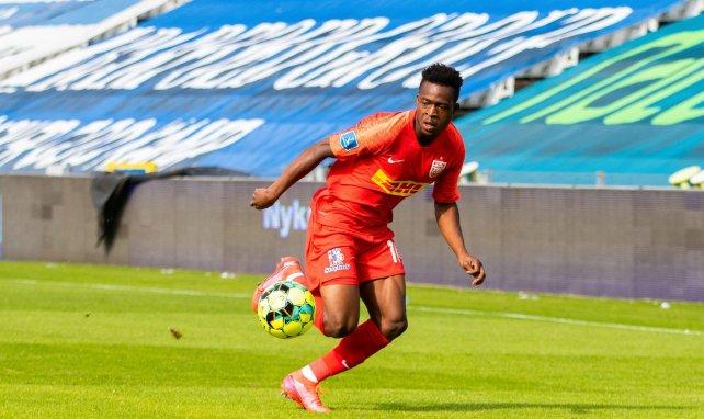 L'Ajax et Manchester United à la lutte pour une pépite ghanéenne !