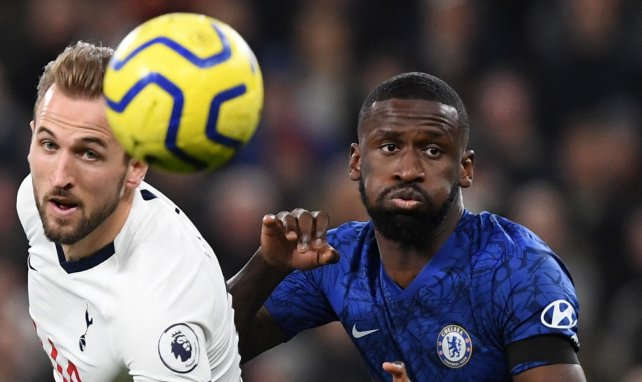 Tottenham se renseigne aussi pour Antonio Rüdiger