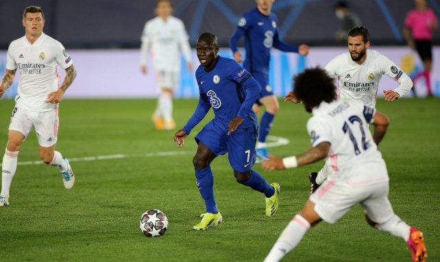 Ligue des Champions : la performance XXL de N'Golo Kanté