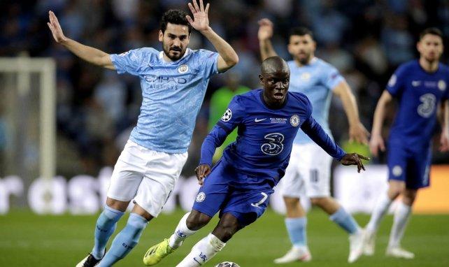 N'Golo Kanté et Chelsea remportent la Ligue des champions