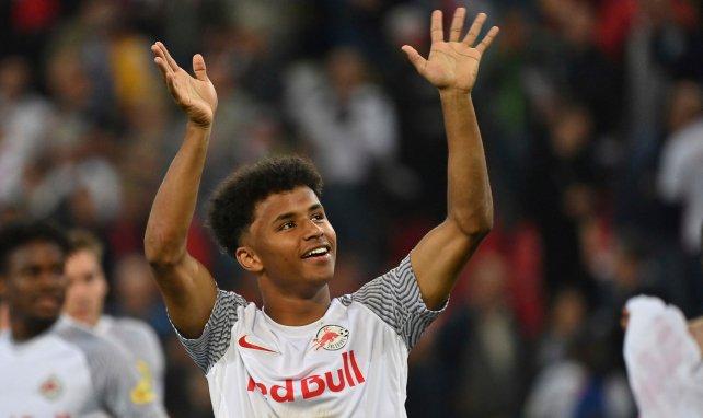 Le PSG s'invite dans la course pour la sensation allemande Karim Adeyemi