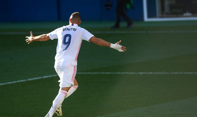 Real Madrid : le message plein d'ambition de Karim Benzema