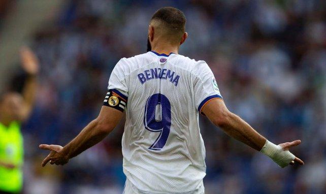 Real Madrid : Karim Benzema incertain avant le Clasico