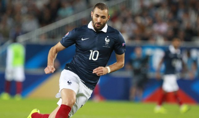Karim Benzema fait son grand retour en Bleu
