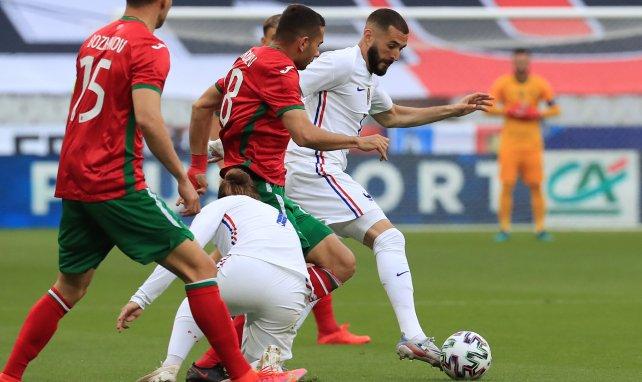 EdF : Karim Benzema finalement apte face à l'Allemagne