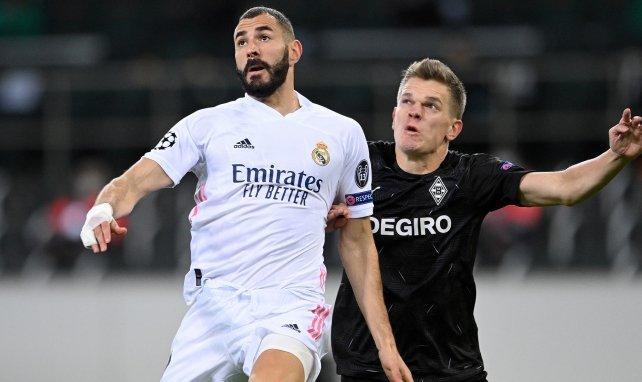 Real Madrid : Karim Benzema encore en entraînement individuel