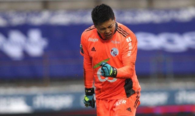 Strasbourg : Eiji Kawashima prolonge son contrat