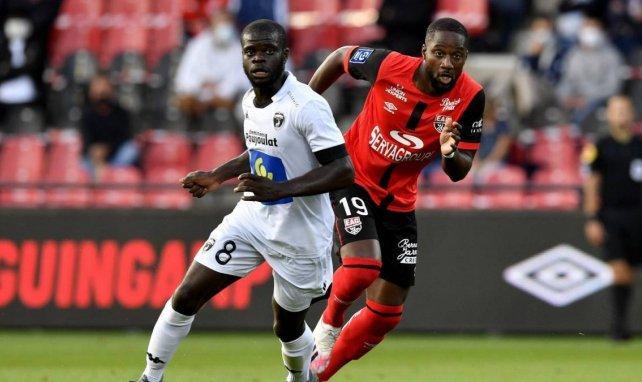 Ligue 2 : le revanchard Olivier Kemen retrouve enfin la lumière