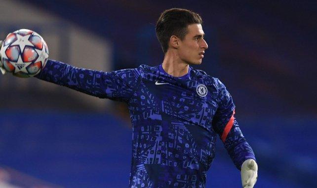 Kepa Arrizabalaga, le portier de Chelsea