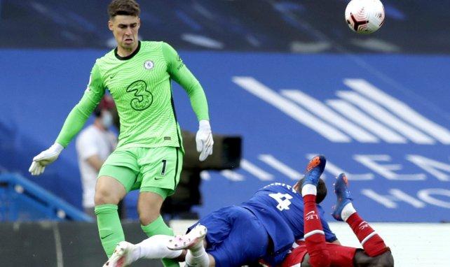Un doublé de Sadio Mané pour battre Chelsea — Angleterre Liverpool