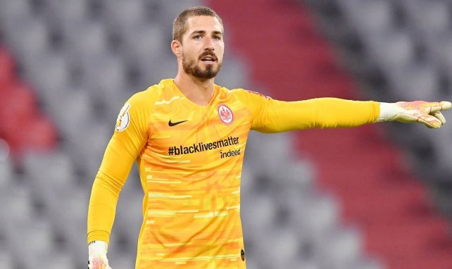Rennes referme le dossier Kevin Trapp