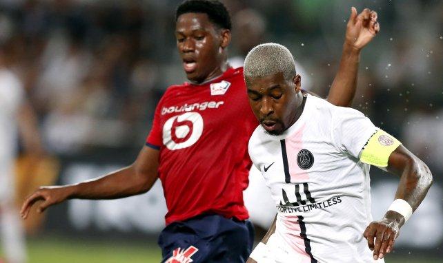 Trophée des Champions, PSG : Presnel Kimpembe a mal