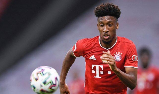 Le Bayern continue de discuter avec Kingsley Coman mais...