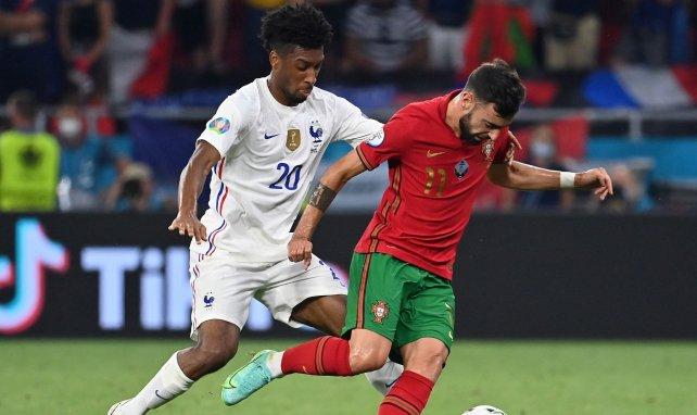 Équipe de France : Kingsley Coman a gagné des points