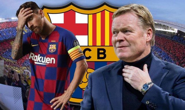 Messi veut partir, le PSG serait sur le coup — Barca