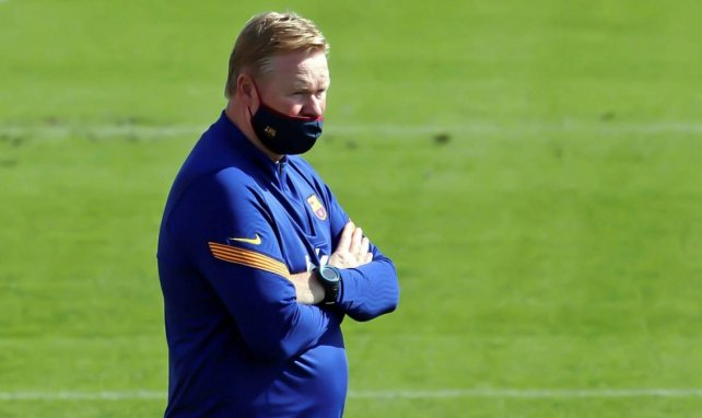 Barça : Ronald Koeman en attend plus de Lionel Messi