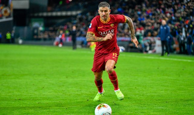 Aleksandar Kolarov ici avec le maillot de la Roma