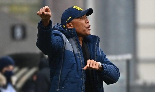 FC Nantes : Antoine Kombouaré croit dur comme fer au maintien