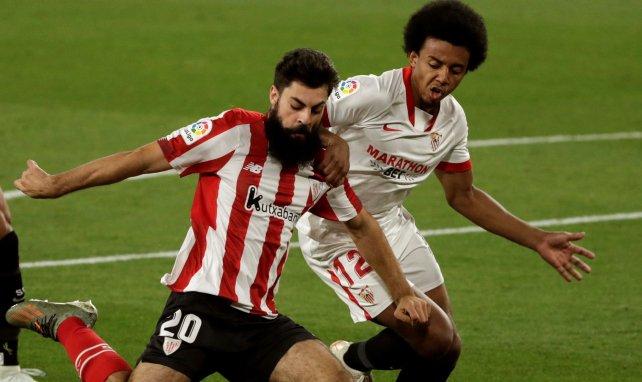 Liga : Séville s'incline face à Bilbao et perd gros
