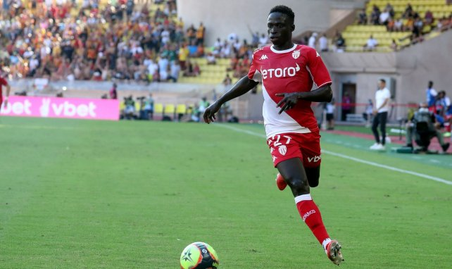 Monaco - Sturm Graz : la réaction à chaud de Krepin Diatta