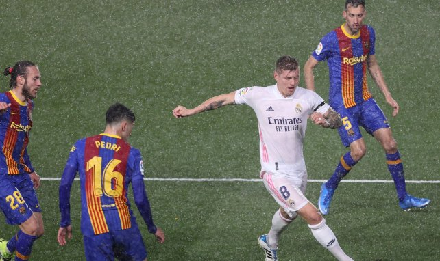 Real Madrid-FC Barcelone : les notes du match
