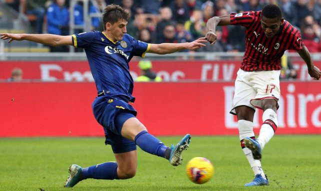 AS Roma : Marash Kumbulla arrive