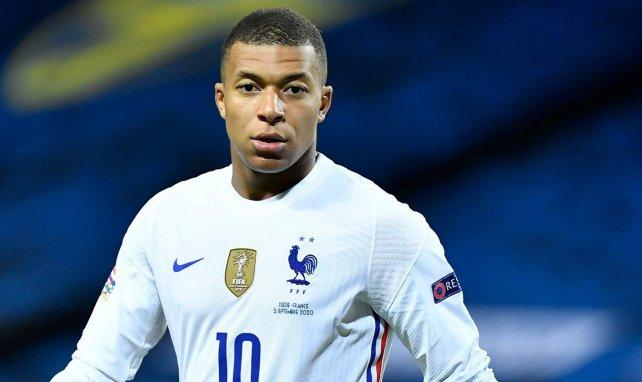 JO : Kylian Mbappé pré-convoqué avec la France