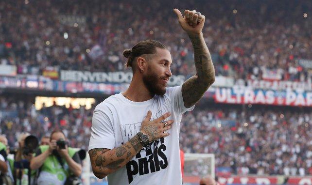 PSG : le retour de Sergio Ramos se précise enfin