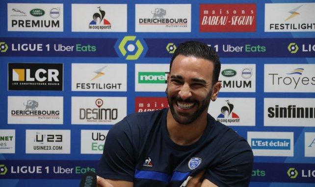 ESTAC : Adil Rami pas surpris par le début de saison de l'OM