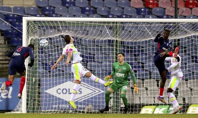 Châteauroux a pensé créer la surprise contre Valenciennes.